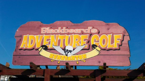 ‪‪Hunstanton‬, UK: Blackbeards Adventure Golf Hunstanton‬