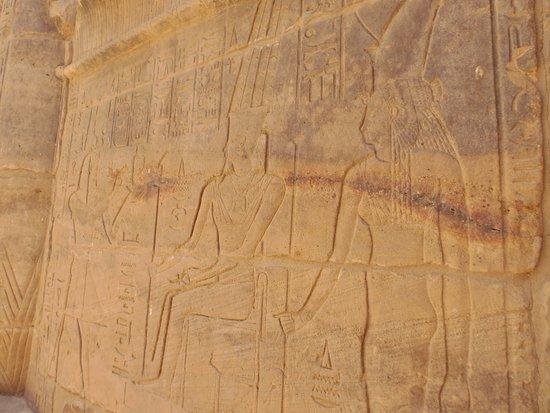 Temple de Philæ : Templo de Philae