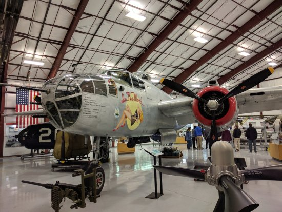 National Museum of World War II Aviation: IMG_20170422_132101_large.jpg