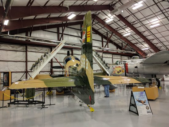 National Museum of World War II Aviation: IMG_20170422_131820_large.jpg