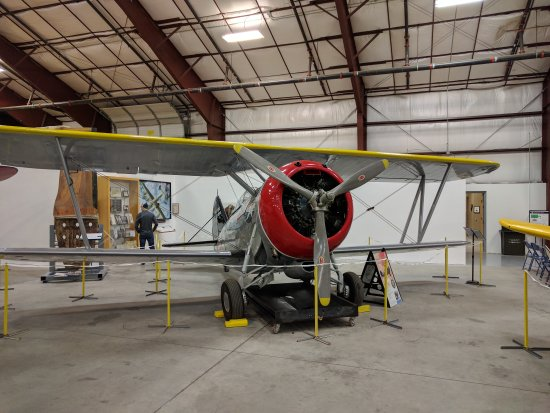 National Museum of World War II Aviation: IMG_20170422_125922_large.jpg