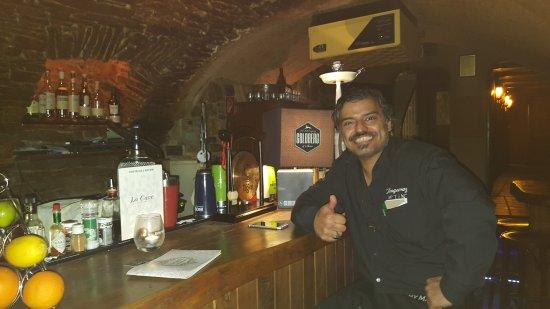 Ratingen, Niemcy: Der Barkeeper meines Vertrauens...