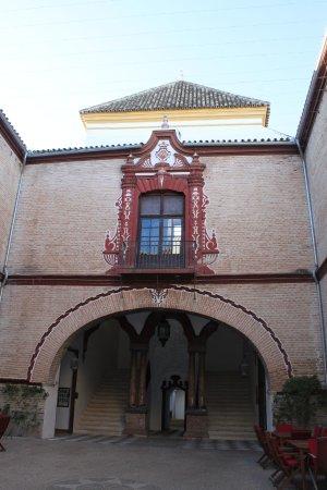 Ecija, Spain: Entrada