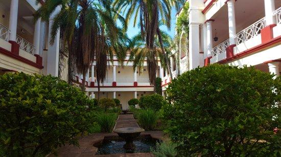 The Victoria Falls Hotel-billede