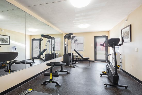 North Richland Hills, Teksas: Fitness center