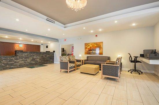 North Richland Hills, Teksas: Lobby