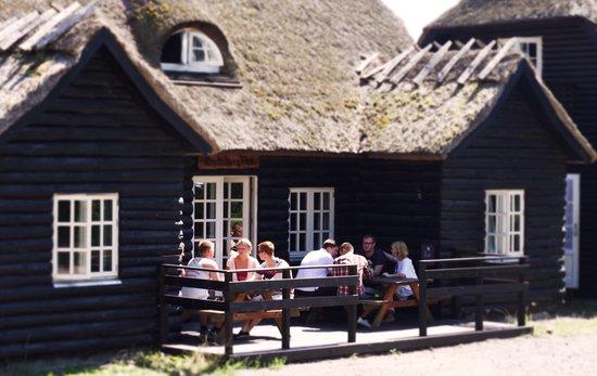 Skaelskoer, Danimarca: Terrassen