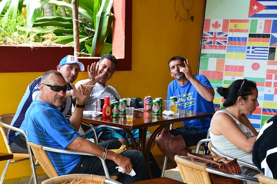 bon repas entre amis picture of saturno cave varadero