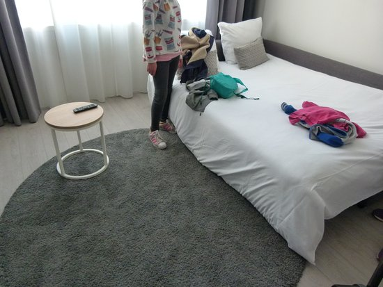Sofa Cama Picture Of Hotel2stay Amsterdam Tripadvisor