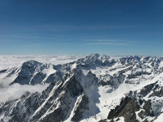 Vysoke Tatry, Eslovaquia: Vistas estonteantes que podem atingir os alpes austríacos