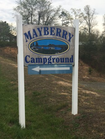 Foto de Mayberry Campground