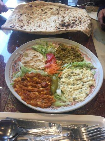 Restaurants alborz restaurant in manchester with cuisine for Alborz persian cuisine
