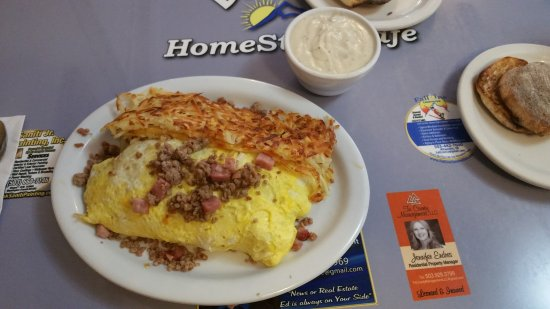 Dean's Homestyle Cafe: 20170422_102746_large.jpg