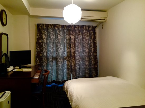 Moriguchi, Japón: 徐々に改装するらしいです。そのうちのとある部屋。
