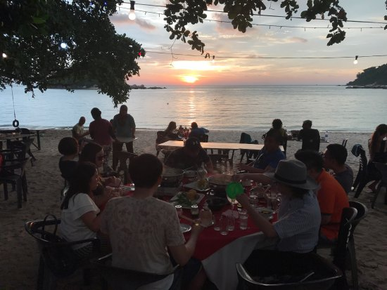 Pulau Pangkor, Maleisië: Nipah Deli Steamboat & Noodle House