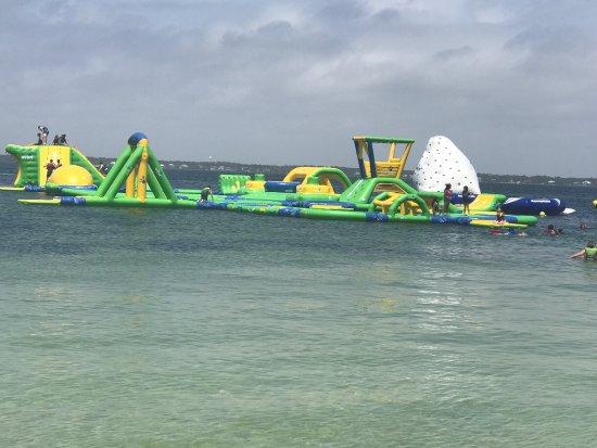 Portofino Island Resort: Fun and beautiful