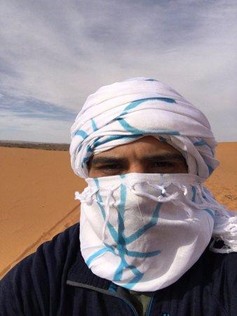 L'Homme Du Desert: desert