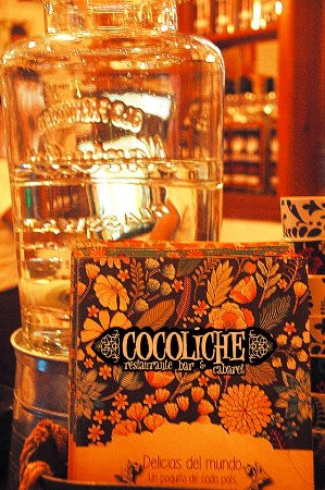 Cocoliche San Cristobal : Nuestro Menu