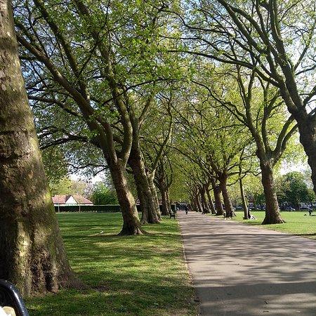 East Ham Central park