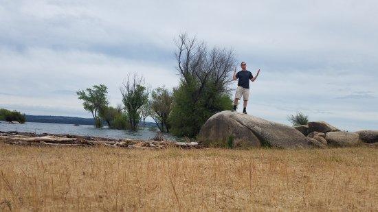 Folsom, CA: Standing on a pluton