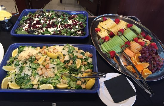 Outstanding Easter Brunch Salads Fresh Fruit Picture Of Blue Crab Interior Design Ideas Lukepblogthenellocom