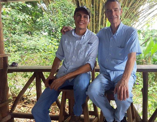 La Virgen, كوستاريكا: Dave & Dave's Costa Rica Nature Pavilion Park