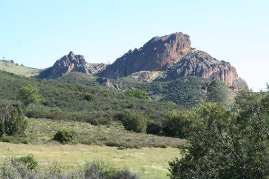 Paicines, CA: The rocks