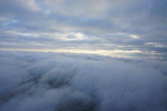 Thure, Francja: Altitude 1400 mètres au matin... superbe !
