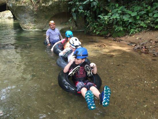 Belmopan, Belize: Amazon stay!