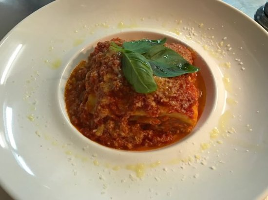Moorooduc, Australia: Lasagna
