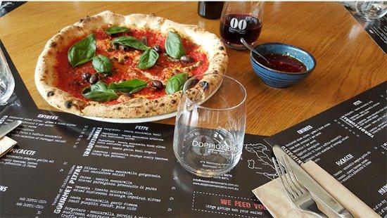 Moorooduc, Australia: Pizza