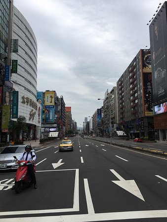San Want Hotel Taipei Review