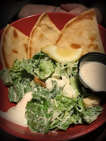Auburn, WA: Happy Hour Caesar Salad