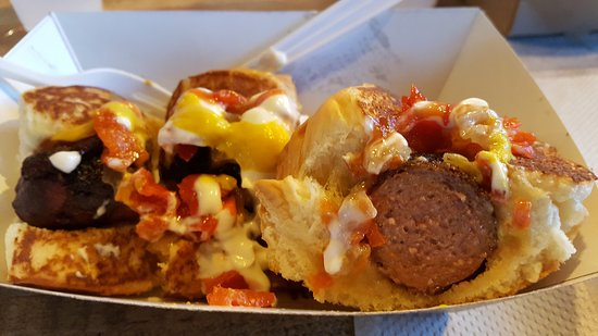 Sandy, UT: DogHaus: The Absolute Wurst