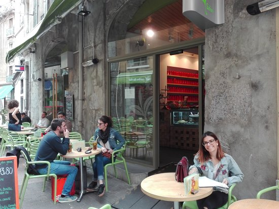 Jardin du th grenoble restaurant avis num ro de t l phone photos tripadvisor - Restaurant jardin de ville grenoble ...