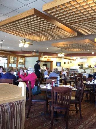 คาร์ไลอัล, เพนซิลเวเนีย: Dining area