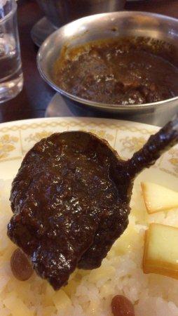 Suginami, Japonya: 肉がごろり