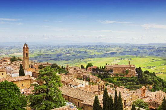 Private Tour: Orcia Valley to...