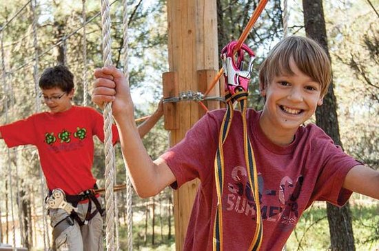 Kelowna Kid Aerial Adventure Course