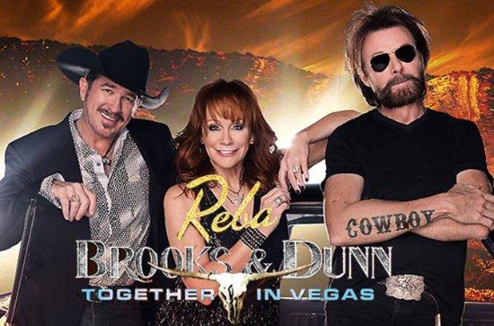 Reba, Brooks en Dunn in het Colosseum ...