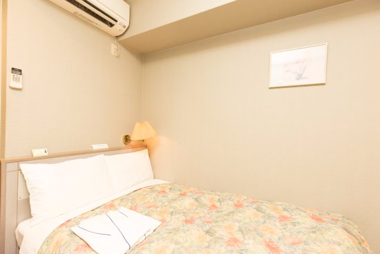 Moriguchi, Japonya: Double Room ダブルルーム