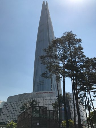 ‪Lotte World Tower & Mall‬