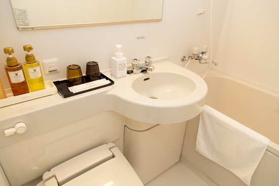 Moriguchi, Japón: Bathroom バスルーム