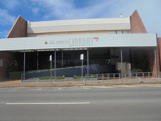Maryborough Library