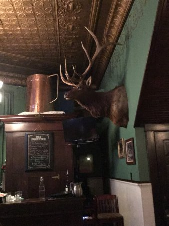 Burlington, WI: B.J. Wentker's Historic Fine Dining