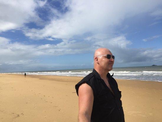Mission Beach, Australia: Traumhafter Sandstrand - tolles Fotomotiv