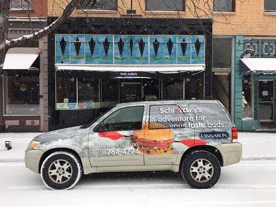 Schlotzskys durango restaurant reviews phone number for Durango fish hatchery