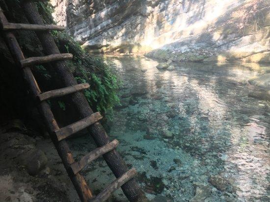 Queretaro, Mexico: Escalera provisional (la peligrosa)