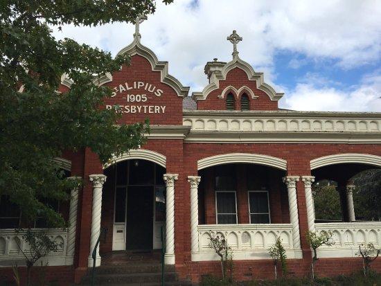 St Alipius Presbytery