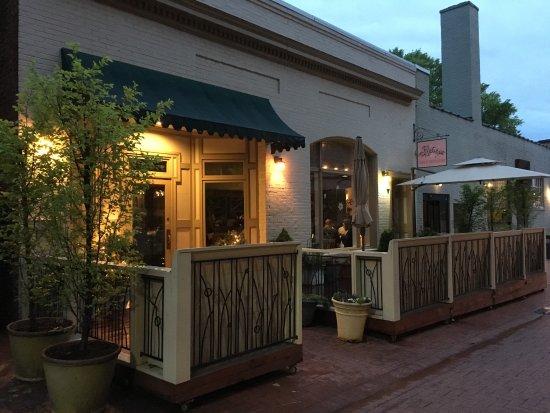 Fleurie Restaurant Charlottesville Va